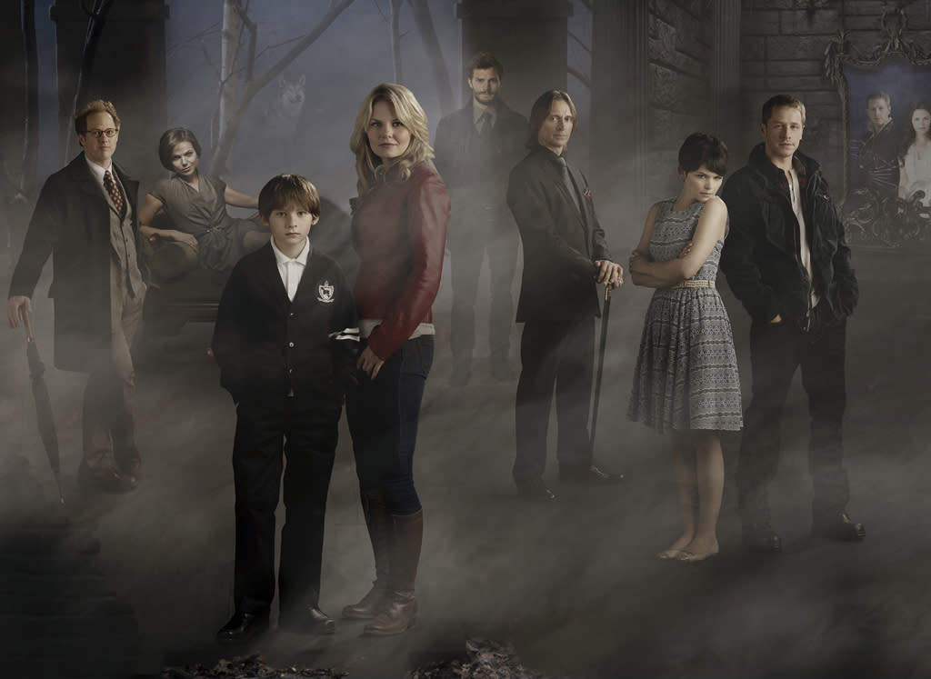 "<b>""Once Upon a Time"" (ABC)</b>"