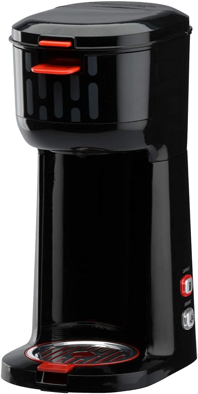 <p>Start your day with a fresh cup of coffee the right way with the <span>Star Wars Dual Brew Single Serve Coffee Maker</span> ($70).</p>
