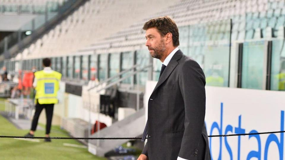 Andrea Agnelli, Juventus, Allianz Stadium | Stefano Guidi/Getty Images