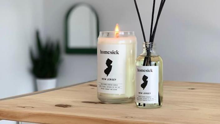 For the soon-to-be homesick grad: Homesick Candles