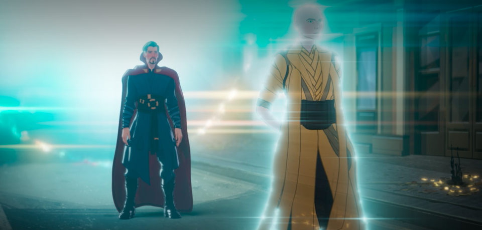 What If... Doctor Strange lost his heart instead of his hands? (Disney+)