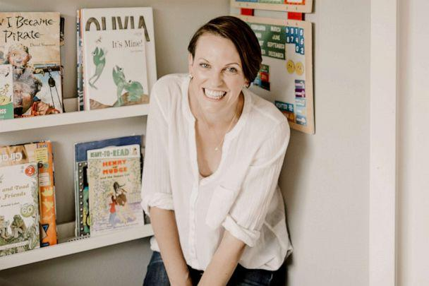 PHOTO: Susie Allison, founder of Busy Toddler, a site for parents to learn tips for entertaining kids. (Dannie Melissa Wit/Abeille Photography)