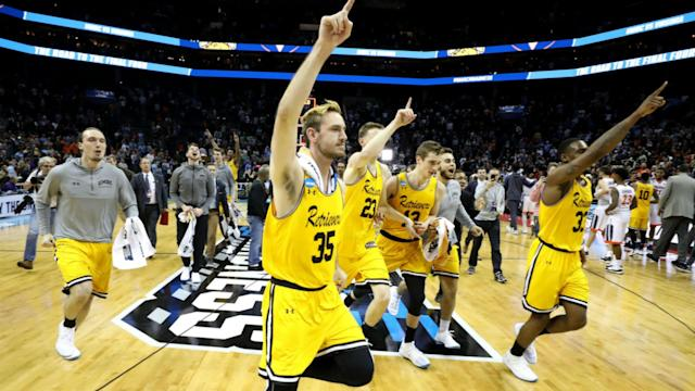 As a No. 16 seed, UMBC entered the 2018 NCAA tournament with its fair share of doubters. (AP)