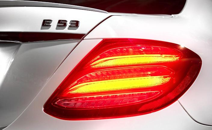 <p>Despite the Mercedes-AMG E53 sedan's $73,545 base price, those with the taste for life's finer things will have a hard time exiting the company store without picking up thousands in options.</p>