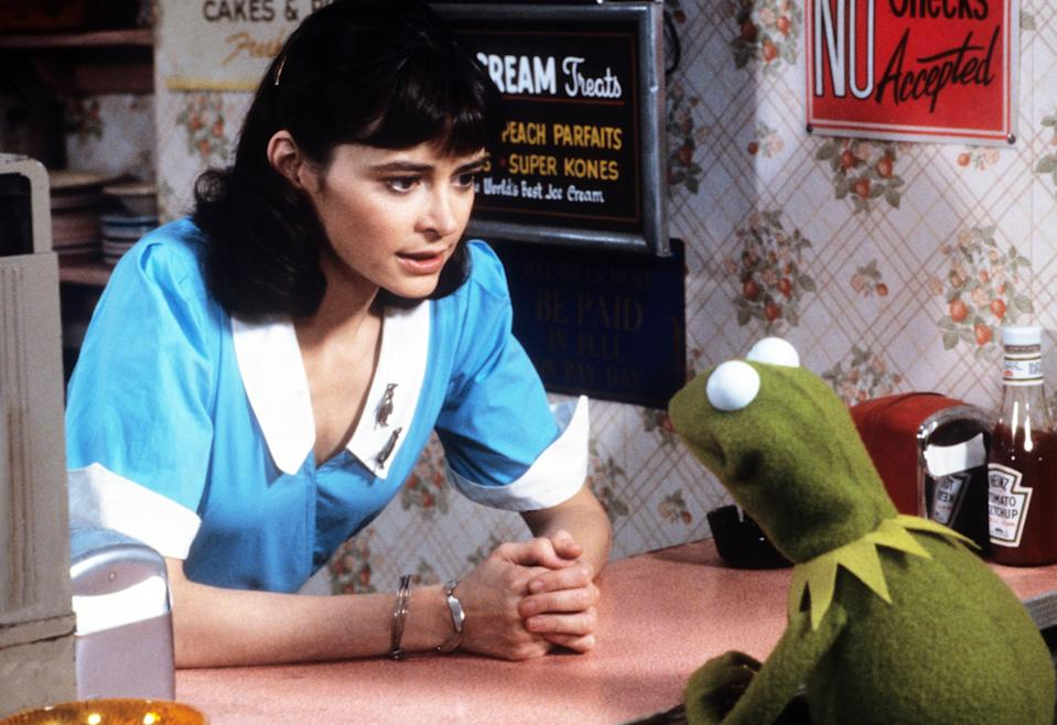 "<p>They're puppets, yes, but during the 1970s and '80s, Jim Henson's universe of Muppets were smart, hilariously self-referential, and—most weirdly—young adults. These puppets were not aged as children, and in 1984's incredibly witty, satirical comedy <em>The Muppets Take Manhattan</em> the gang graduates from college (yes, frogs, and pigs, and bears, and unidentified creatures went to a normal university and blended right in) in order to make it big on Broadway. The movie is a true homage to a bygone New York City and its once-glittering showbiz culture, with cameos by Liza Minneli, Joan Rivers, Gregory Hines, and more. Prepare to laugh out loud then Google ""is <a href=""https://www.youtube.com/watch?v=XhbF5u9yMkU&feature=emb_logo"" rel=""nofollow noopener"" target=""_blank"" data-ylk=""slk:Quelle Difference"" class=""link rapid-noclick-resp"">Quelle Difference</a> a real perfume?"" — <em>PS</em></p> <p><a href=""https://www.amazon.com/gp/video/detail/amzn1.dv.gti.a4a9f704-c5d5-5e16-a22b-29a9b74ebcc9?autoplay=1"" rel=""nofollow noopener"" target=""_blank"" data-ylk=""slk:Stream here"" class=""link rapid-noclick-resp""><em>Stream here</em></a></p>"
