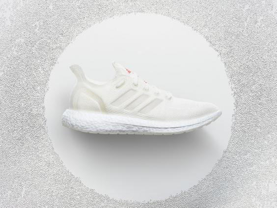 Adidas has unveiled its first fully recyclable running shoe (adidas)