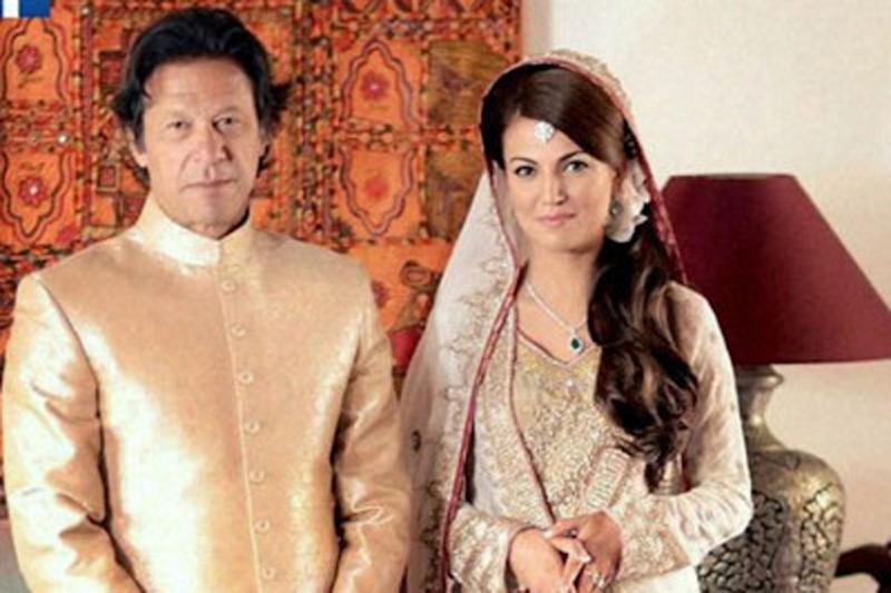 Sex, Drugs, Illegitimate Children, Corruption: Reham Khan on Ex-Husband Imran Khan