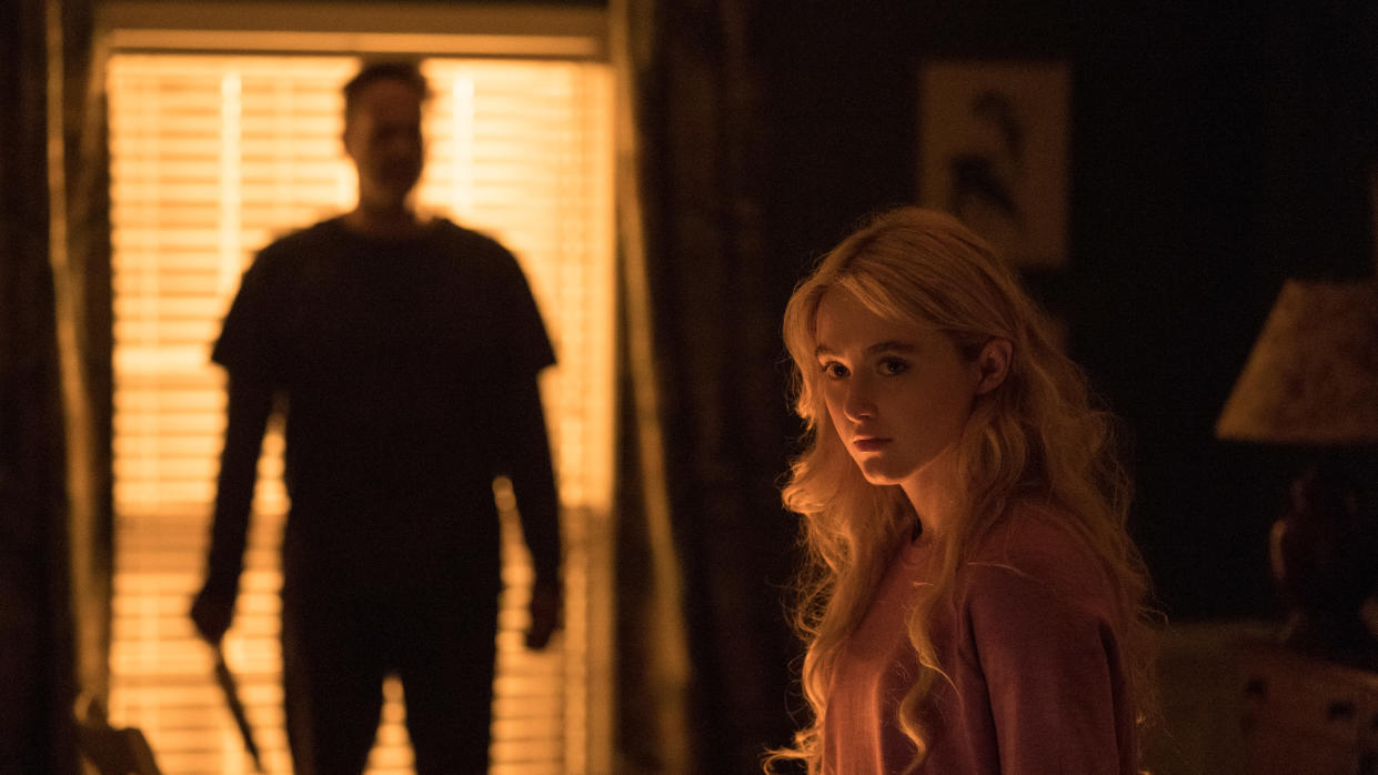 Christopher Landon says he wants to 'modernise' the slasher with films like 'Freaky'. (Brian Douglas/Universal Pictures)