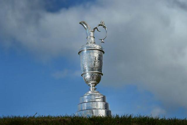 Winners of The Open fill the Claret Jug with all sorts of interesting substances.(Getty)