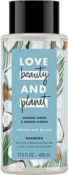 """<h2>Love Beauty & Planet Volume and Bounty Coconut Water & Mimosa Flower Shampoo</h2><br><strong>Best Sulfate-Free</strong><br><br>If you prefer a sulfate-free formula, we love this mild shampoo by Love, Beauty & Planet. It's gentle while still moisturizing and cleaning strands. <br><br><strong>Love Beauty and Planet</strong> Volume and Bounty Coconut Water & Mimosa Flower Shampoo, $, available at <a href=""""https://go.skimresources.com/?id=30283X879131&url=https%3A%2F%2Fwww.ulta.com%2Fp%2Fvolume-bounty-coconut-water-mimosa-flower-shampoo-xlsImpprod17771973"""" rel=""""nofollow noopener"""" target=""""_blank"""" data-ylk=""""slk:Ulta Beauty"""" class=""""link rapid-noclick-resp"""">Ulta Beauty</a>"""