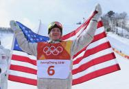 <p>Gerard is the youngest American to win an Olympic medal in snowboarding. Shaun White was 19 when he won his first Olympic medal.. </p>