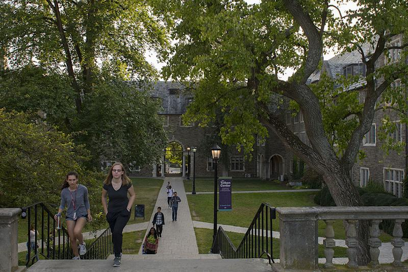 Graduation, interrupted: A senior reflects on college's abrupt end