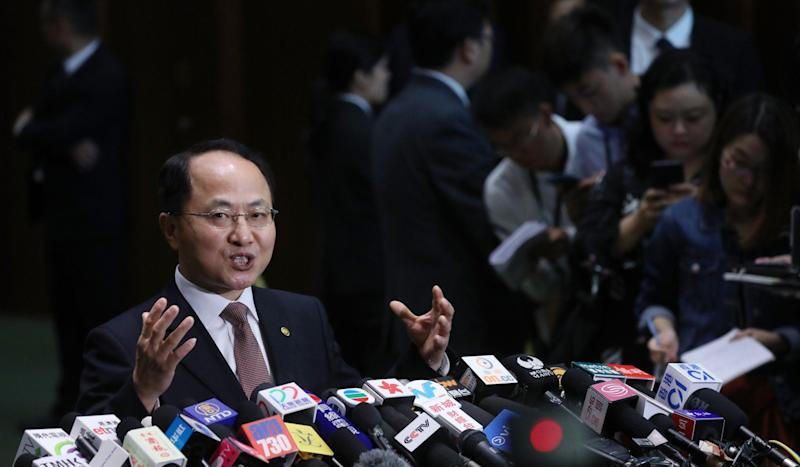 Will defining role of Beijing's liaison office in the Basic Law ease society's fears or 'legitimise meddling' in Hong Kong affairs?