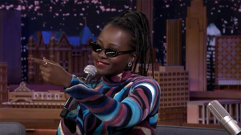 This Video Of Lupita Nyong'o Rapping As Her Alter-Ego Is Straight Fire