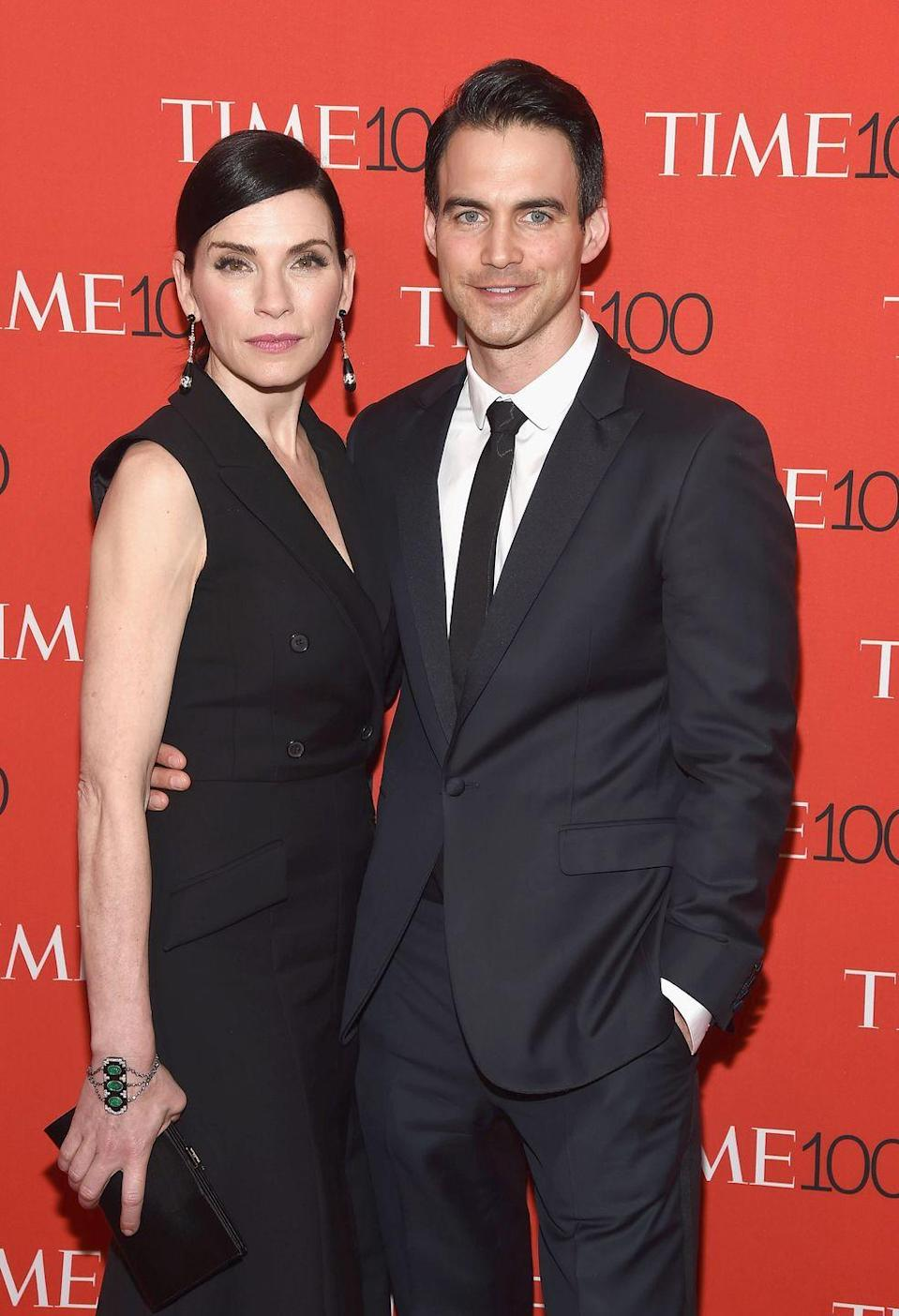<p>Julianna Margulies and her husband, Harvard Law-educated lawyer Keith Lieberthal, have been married since 2007. </p>