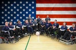 MK Battery Named Title Sponsor & Official Battery of the U.S. Power Soccer Assoc. and Team USA National Power Soccer Team