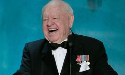Mickey Rooney Cut Wife And Children From Will