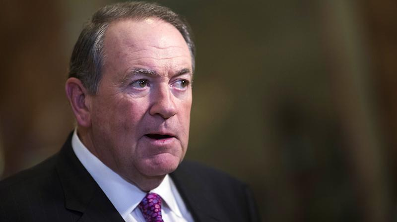 Former Arkansas Gov. Mike Huckabee (R) suggested that MS-13 gang members are