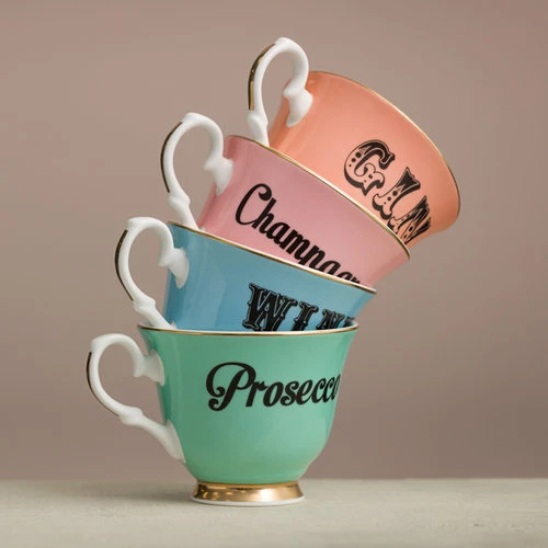 """To each their own.<br><br><strong>Yvonne Ellen</strong> Pastel Champagne Tea Cup and Saucer, $, available at <a href=""""https://go.skimresources.com/?id=30283X879131&url=https%3A%2F%2Fyvonneellen.com%2Fcollections%2Ftea-cups%2Fproducts%2Fchampagne-teacup"""" rel=""""nofollow noopener"""" target=""""_blank"""" data-ylk=""""slk:Yvonne Ellen"""" class=""""link rapid-noclick-resp"""">Yvonne Ellen</a>"""