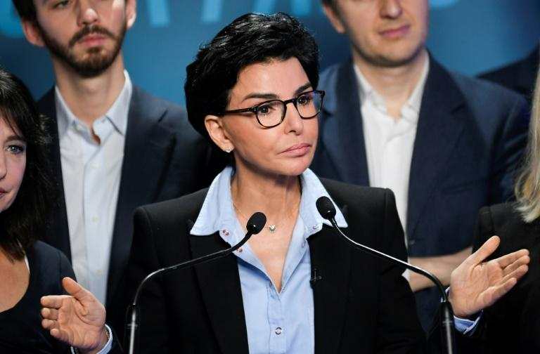 Rachida Dati was the first woman of Arabic origins to be named justice minister, under rightwing president Nicolas Sarkozy