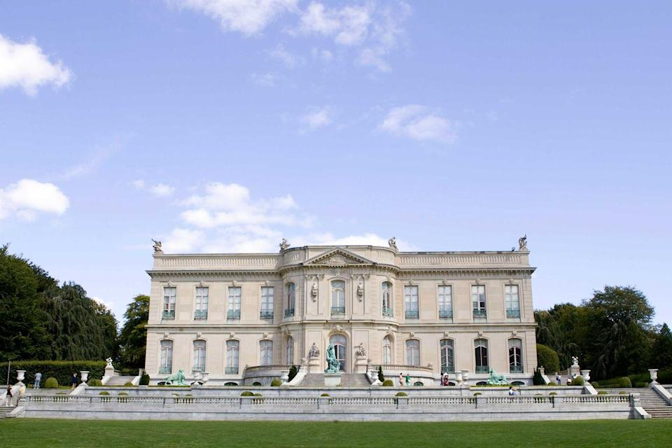 """<p><strong>Newport Mansions</strong></p><p>Calling all <em>Great Gatsby</em> fans! Visitors can tour the nine mansions in Newport, Rhode Island, that once were holiday homes for the upper class. The <a href=""""https://www.newportmansions.org/"""" rel=""""nofollow noopener"""" target=""""_blank"""" data-ylk=""""slk:Newport Mansions"""" class=""""link rapid-noclick-resp"""">Newport Mansions</a> now are maintained by the Preservation Society of Newport County. Be sure to check out The Breakers—a 70 room, renaissance style home.</p>"""