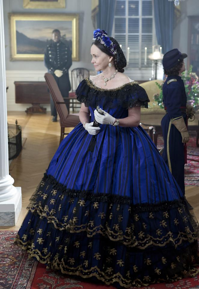 LINCOLN, Sally Field as Mary Todd Lincoln, 2012.