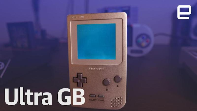 The Original Game Boy Is Making A Comeback 28 Years On For 75