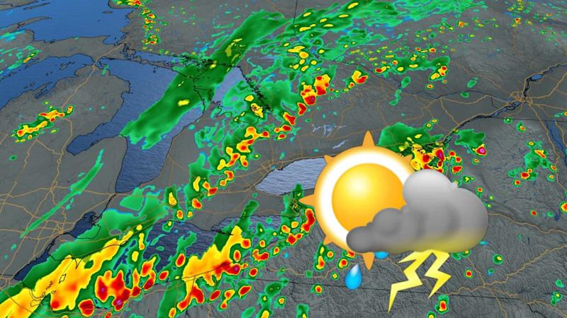 Ontario: After stormy end to the week, a major cooldown is ahead