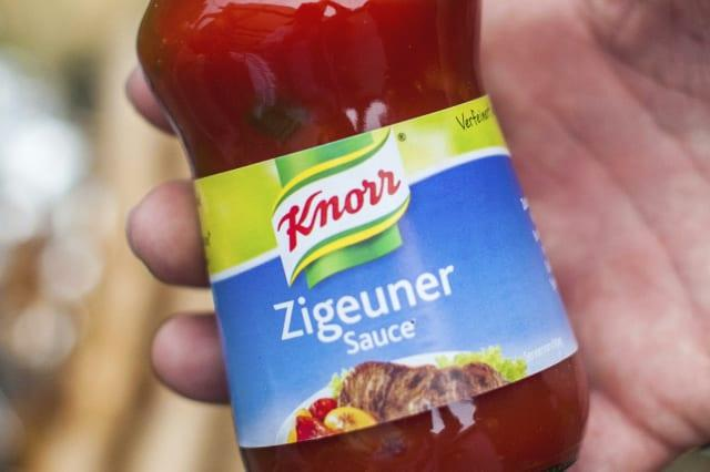 Knorr to change 'racist' name of hot sauce