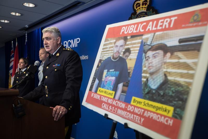 Father of suspect in 3 B.C. deaths expects son will go out in 'blaze of glory'