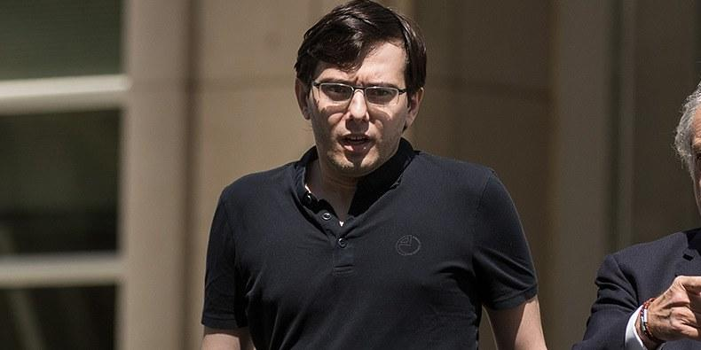 Martin Shkreli One Step Closer to Losing Wu-Tang and Lil Wayne Albums in Latest Legal Blow