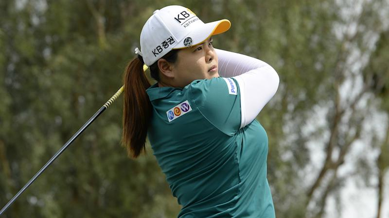 Park, Lindberg to resume ANA Inspiration play-off on Monday