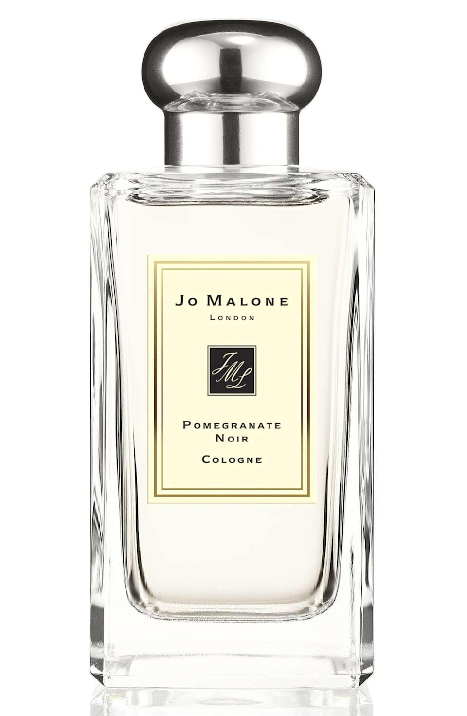 <p>The <span>Jo Malone London Pomegranate Noir Cologne</span> ($140) smells so delicious, you can consider it a gift for yourself, too. </p>