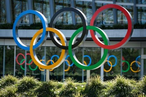 The Olympics have only previously been interrupted by war