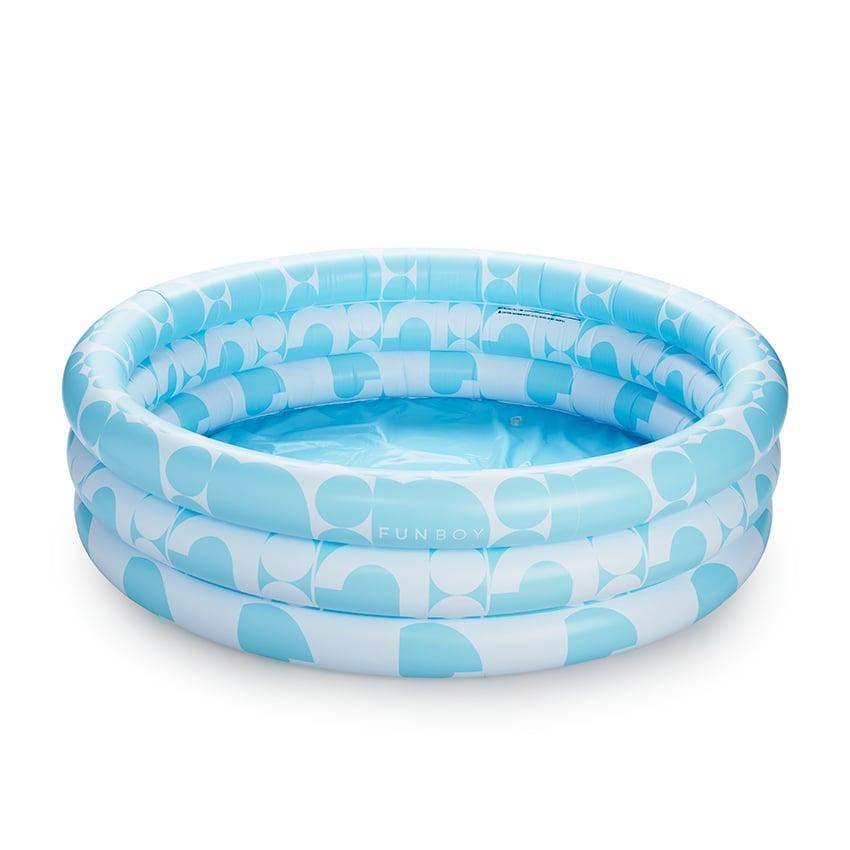 """<p>Give your backyard an elevated look with the unique shapes on the <a href=""""https://www.popsugar.com/buy/Art-Deco-Kiddie-Pool-572686?p_name=Art%20Deco%20Kiddie%20Pool&retailer=urbanoutfitters.com&pid=572686&price=59&evar1=moms%3Aus&evar9=46219004&evar98=https%3A%2F%2Fwww.popsugar.com%2Fphoto-gallery%2F46219004%2Fimage%2F47456989%2FArt-Deco-Kiddie-Pool&list1=shopping%2Cpools%2Csummer%2Ckid%20shopping&prop13=api&pdata=1"""" class=""""link rapid-noclick-resp"""" rel=""""nofollow noopener"""" target=""""_blank"""" data-ylk=""""slk:Art Deco Kiddie Pool"""">Art Deco Kiddie Pool</a> ($59). This pool is backordered, so expect a delay in shipping.</p>"""