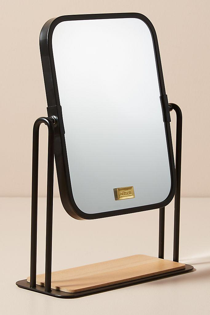 Square Table Mirror. (Anthropologie)