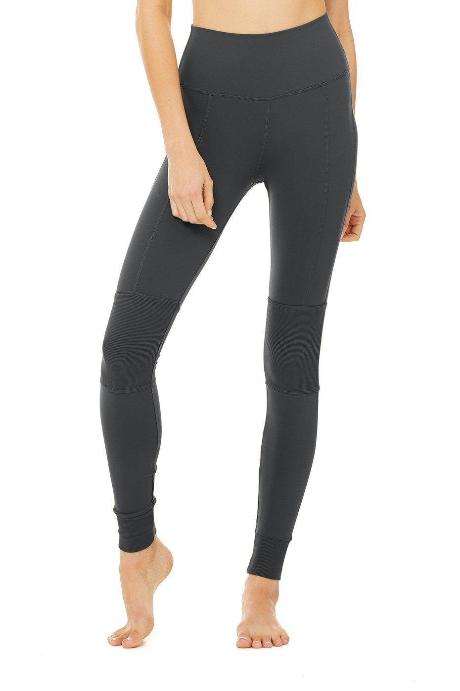 The High-Waist Avenue leggings are on sale now for Alo Yoga's Black Friday sale, $98 (originally $154).