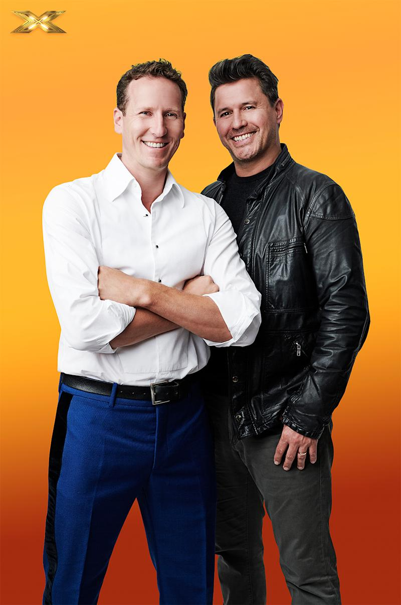 Brendan Cole and Jeremy Edwards have been good friends for over 10 years having met at a Capital Radio event. Brendan is a professional ballroom dancer who appeared on Strictly Come Dancing for 15 years and has since appeared as a judge on New Zealand&rsquo;s Dancing with the Stars and as a guest judge on Britain&rsquo;s Next Top Model. <br /><br />Jeremy is best known for playing heartthrob Kurt Benson in Hollyoaks. After leaving in 1999, Jeremy joined BBC&rsquo;s medical drama Holby City. More recently, Jeremy returned to screens in CBBC&rsquo;s Millie Inbetween.