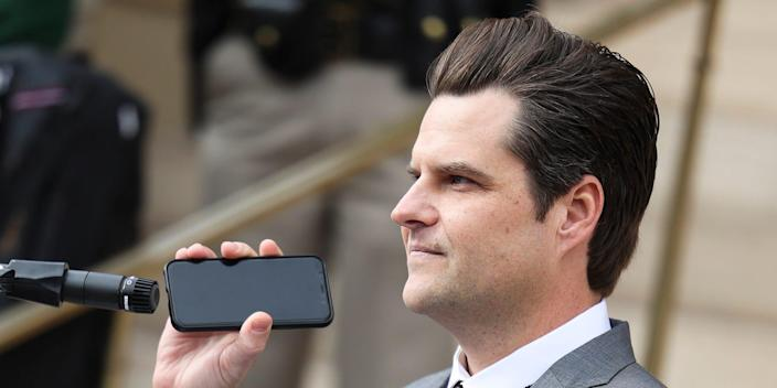 Matt Gaetz business partner Joel Greenberg to plead guilty to 6 counts, including sex trafficking, wire fraud and identity theft