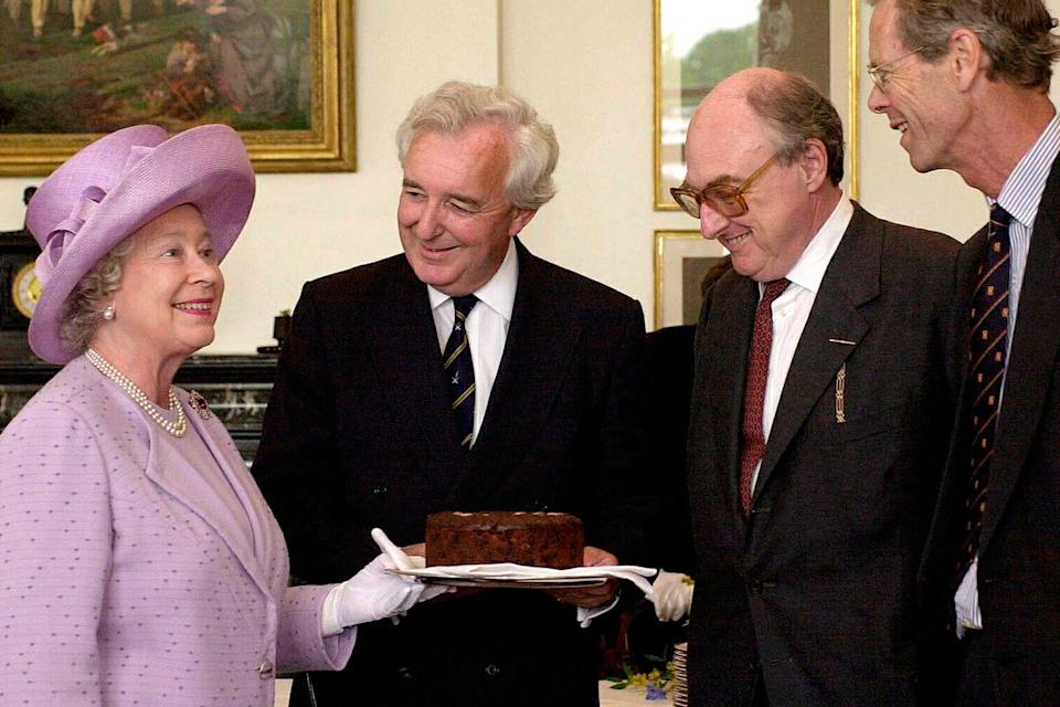 "<p>Even members of the royal family succumb to their need for sweets. Instead of dessert, they request a ""pudding.""</p>"