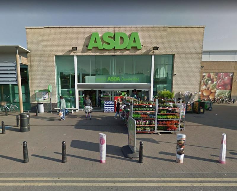 Shoppers pinch baskets from Cambridge Asda as supermarket phases out 5p bags