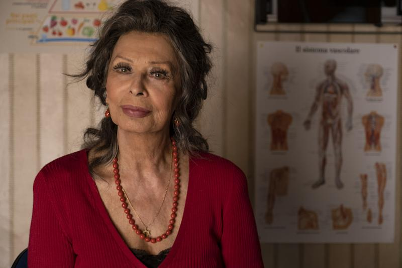 The Life Ahead Brings Sofia Loren Back to the Screen in a Tearjerker That Fully Earns Its Tears