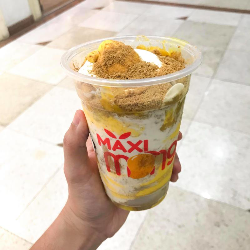 Mango Float. Photo: Kaka Corral
