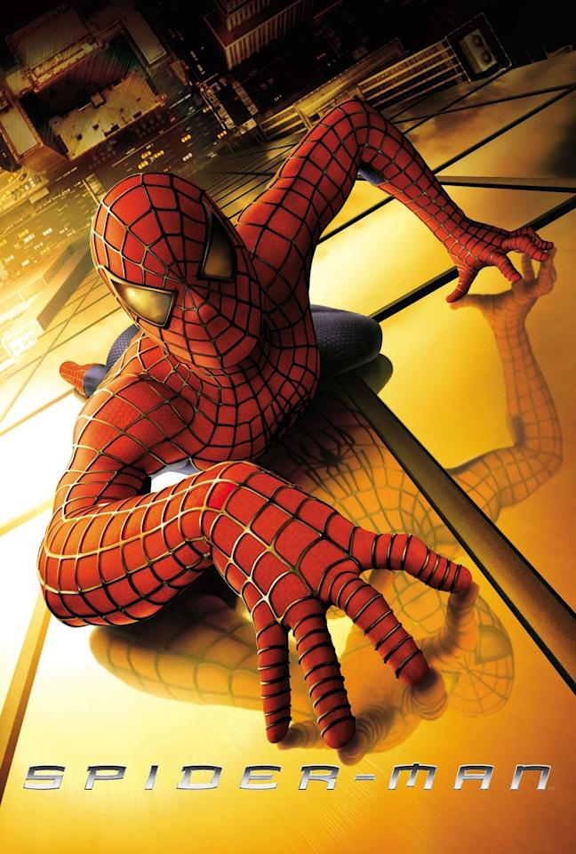 "<p>Before you start scratching your head, <em>Spider-Man </em>is TOTALLY a Thanksgiving movie thanks to its big scene that takes place during Aunt May's Thanksgiving dinner. Of course, <em>Spider-Man </em>is the one of the best movies to watch all-year round, but at least you have the perfect excuse to watch it while having your own turkey dinner.</p><p><a class=""body-btn-link"" href=""https://www.amazon.com/Spider-Man-Tobey-Maguire/dp/B000O19EWK/?tag=syn-yahoo-20&ascsubtag=%5Bartid%7C10065.g.2905%5Bsrc%7Cyahoo-us"" target=""_blank"">Watch Now</a></p>"