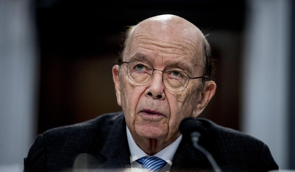 """We will not allow advanced US technology to help build the military of an increasingly belligerent adversary,"" said Commerce Secretary Wilbur Ross. Photo: AP"