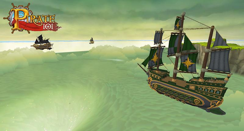 'Wizard101' follow-up, 'Pirate101' to launch