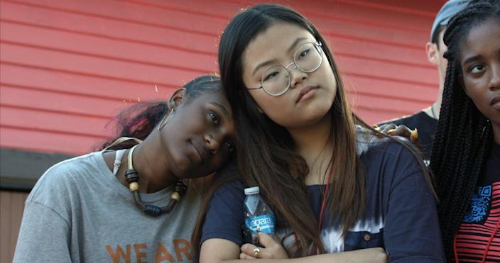 Bria Smith and Kelly Choi in Us KidsGreenwich Entertainment