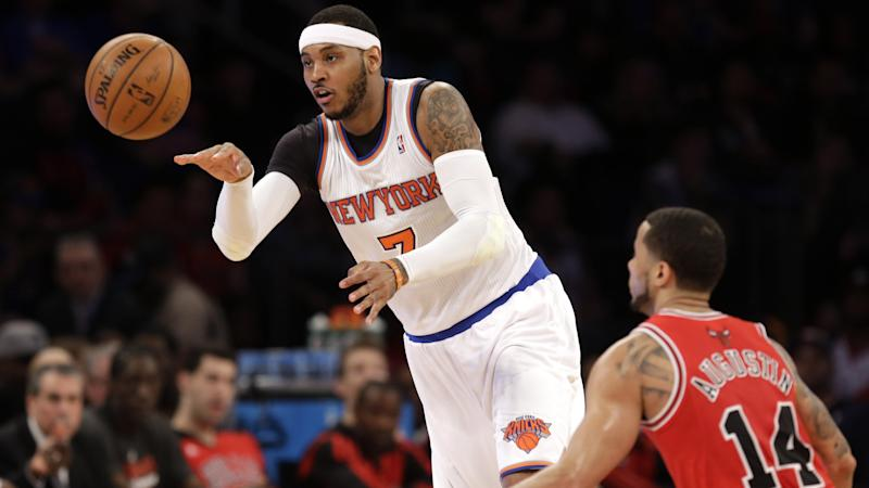 Carmelo Anthony on Bulls in 2014 free agency: 'I was going