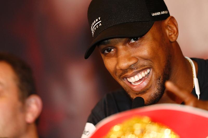 Joshua Warns Wilder: Be Realistic or We'll Freeze You Out