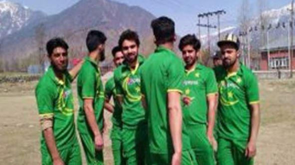 This Kashmiri Cricket Team Wore Pak's Jersey While Playing Match